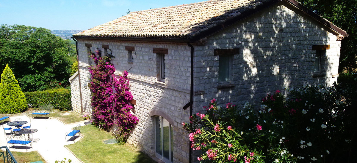Hotel Relais Sirolo double bed & breakfast